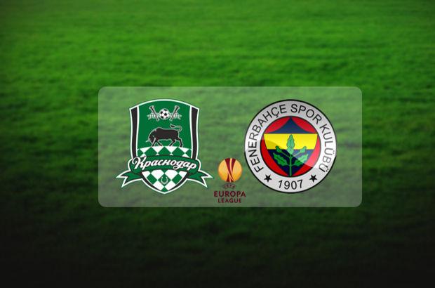 Krasnodar Fenerbahçe