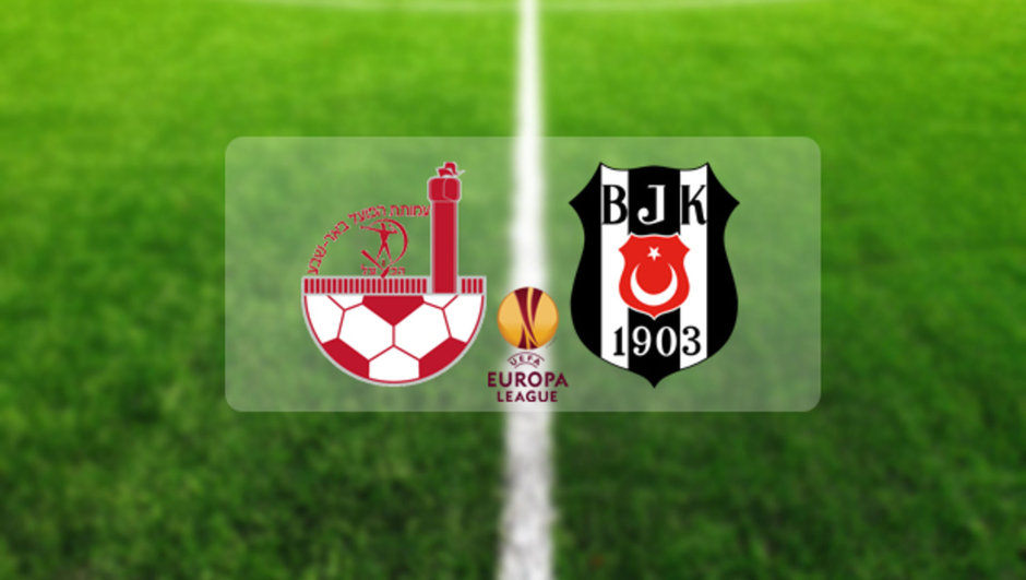 Hapoel Beer Beşiktaş