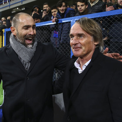 Igor Tudor ve Jan Olde Riekerink