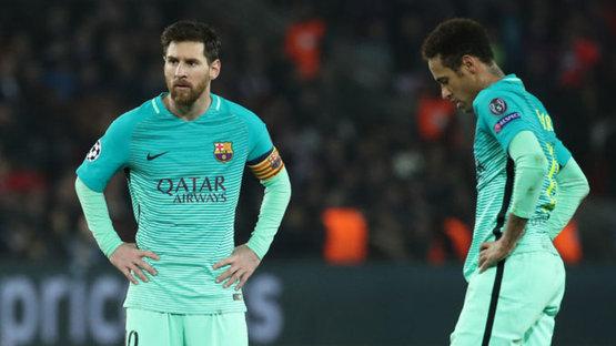 Barça bozguna uğradı