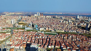 İstanbul'da 3, Ankara'da 7 ilçe en çok ev satışında ilk 20'ye girdi