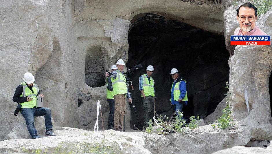 İstanbul'un yeraltı şehirleri Murat Bardakçı