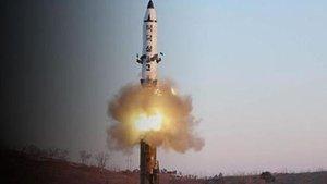 ABD'den Kuzey Kore'nin füze denemesine yakın takip