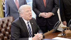Trump'ın danışmanlarının seçim sürecinde Ruslarla görüştüğü iddiası