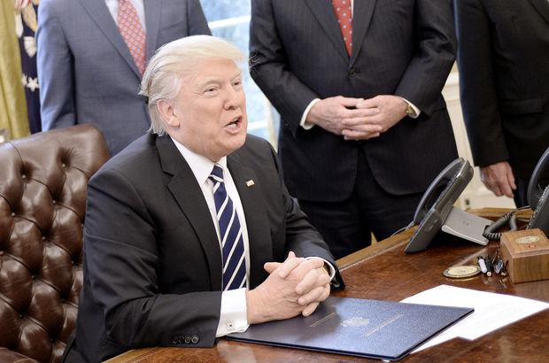 Trump'ın danışmanları için flaş iddia!