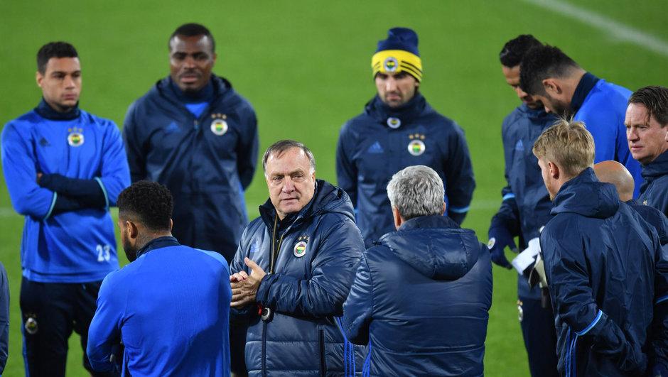 Dick Advocaat Fenerbahçe