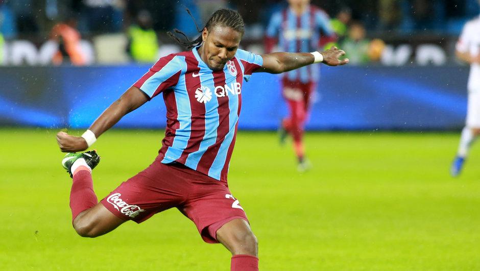 Hugo Rodallega Trabzonspor