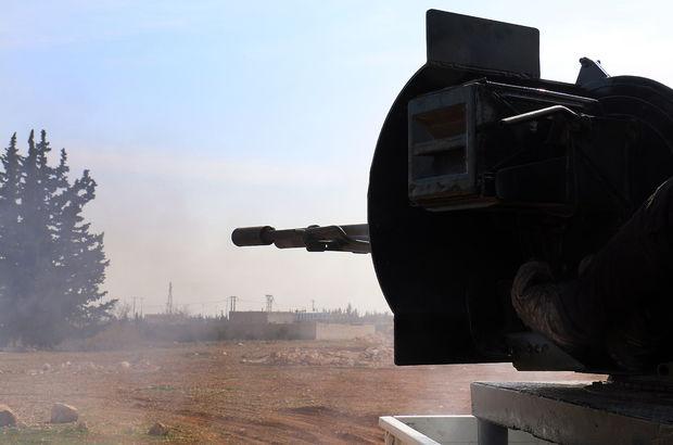 El Bab'da bombalı araçla saldırı!