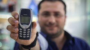 Nokia, 3310 modelini tekrar piyasaya sürecek