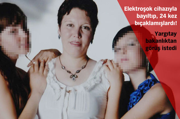 İzmir'deki anne cinayetinde bakanlık o cezaları az buldu!