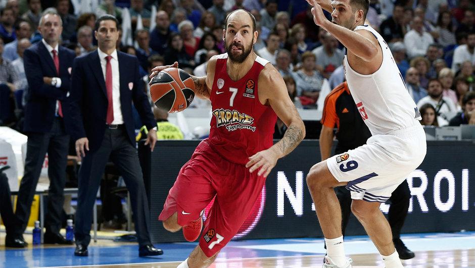 Vassilis Spanoulis Olympiakos