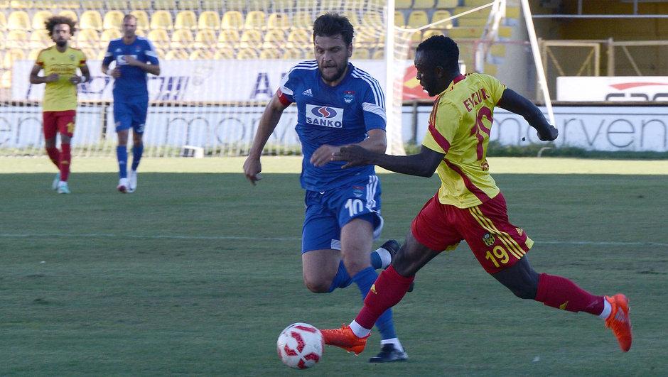 Büyükşehir Gaziantepspor - Yeni Malatyaspor
