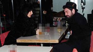 Rıza Esendemir, ilk kez yeni sevgilisiyle objektiflere takıldı