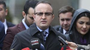 Bülent Turan: CHP'nin bu tavrını, tırnak içerisinde, ayakta alkışlıyoruz