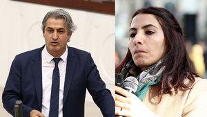 """HDP'li 2 vekile """"Cumhurbaşkanına hakaret"""" davası"""