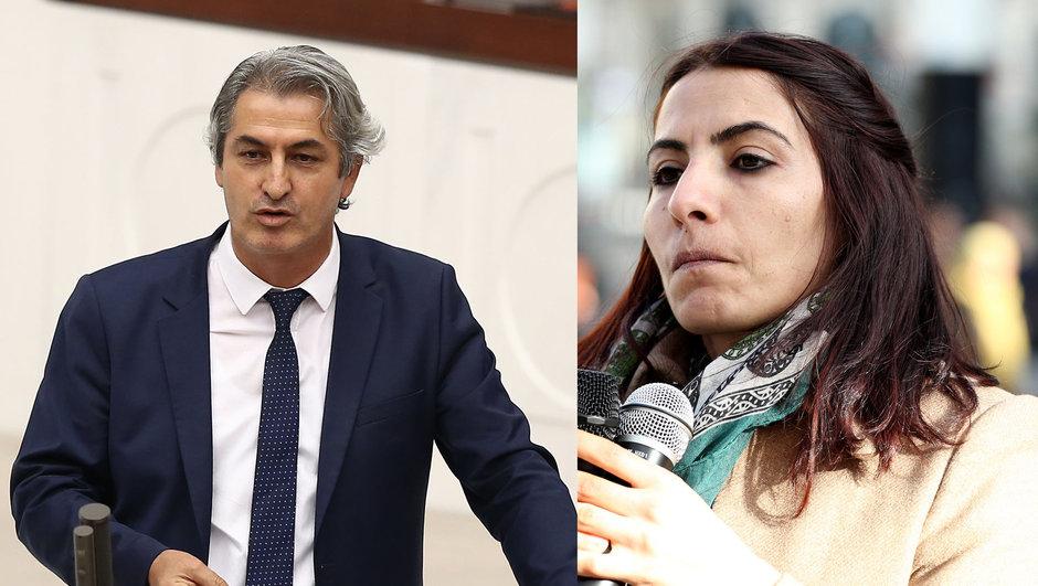HDP, Tuğba Hezer Öztürk, Lezgin Botan