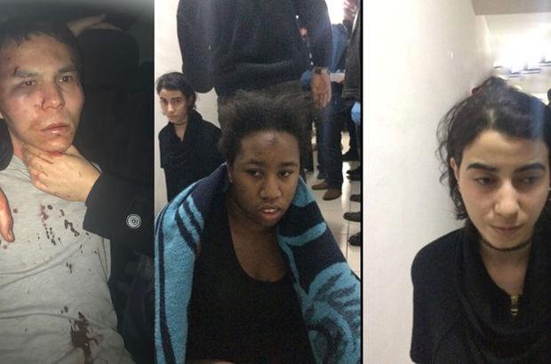 Reina katliamına 5 tutuklama daha!