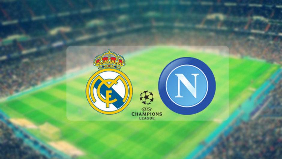 Real Madrid-Napoli