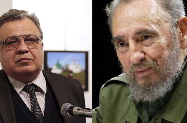 Karlov ve Castro'nun isimleri yaşatılacak
