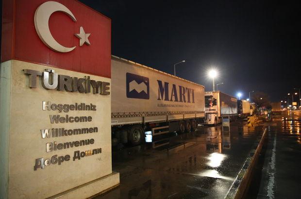 Türkiye ve İran arasında yeni sınır kapıları