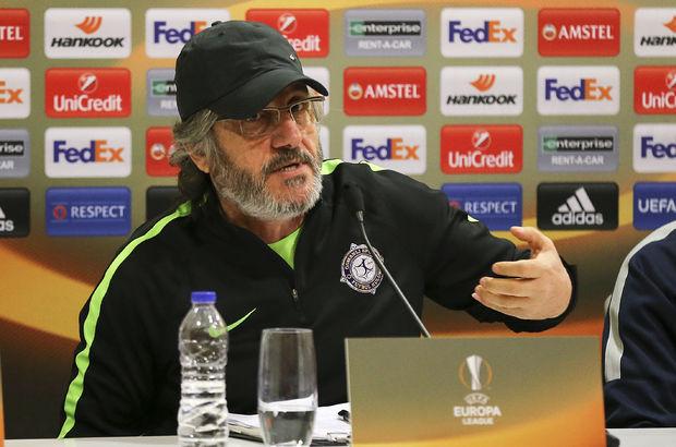 Mustafa Reşit Akçay Olympiakos Osmanlıspor