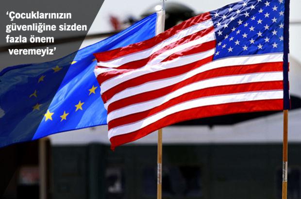 ABD'den NATO'ya ve üye ülkelere uyarı!