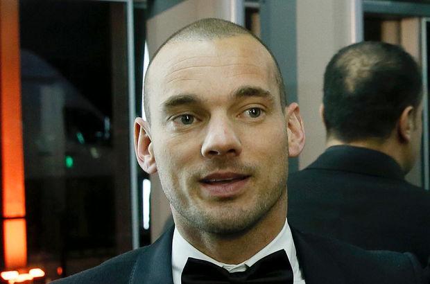 Wesley Sneijder Galatasaray Igor Tudor