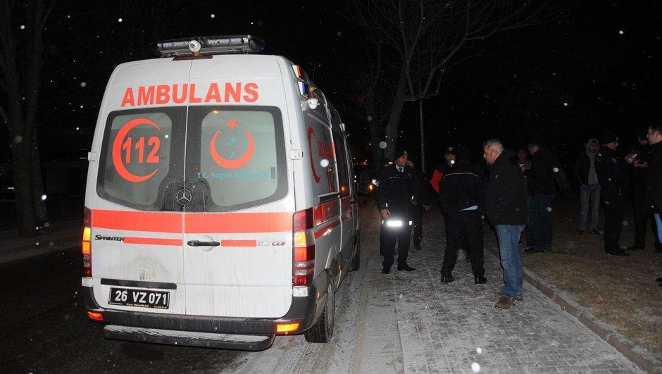 Porsuk Çayı'na düşen kadın kurtarıldı Eskişehir
