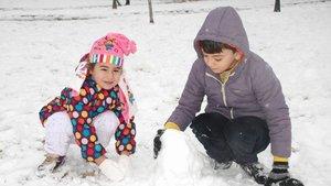 Dört ilde eğitime kar engeli