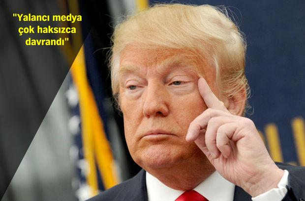 Donald Trump, eski danışmanına sahip çıktı