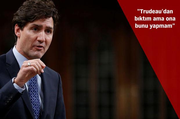 Kanada Başbakanı Trudeau'ya ölüm tehdidi