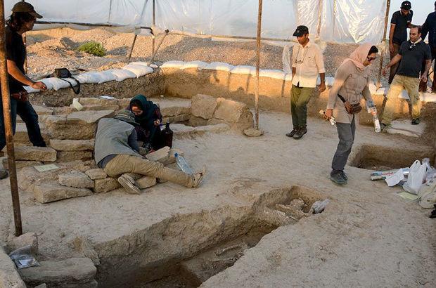 İran'da bir devin mezarı bulundu!