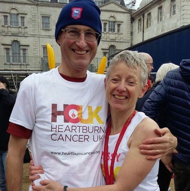 Mide yanması şikayetleriyle doktora giden John Gorham kanser olduğunu öğrendi!
