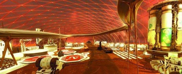 Birleşik Arap Emirlikleri Mars'a şehir kuracak!