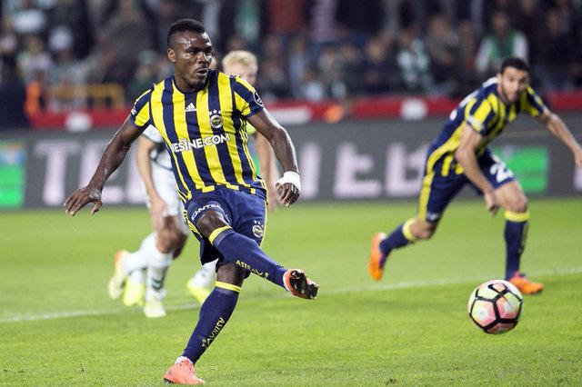 Fenerbahçe'de Emenike patlaması