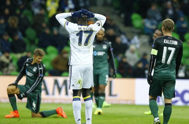 Krasnodar - Fenerbahçe maçı yorumları