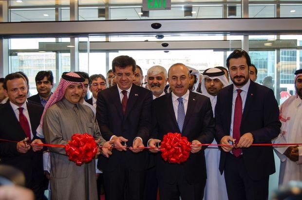 Katar'da ilk Türk hastanesi açıldı