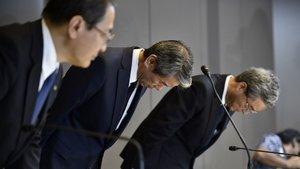 Toshiba'da  büyük zarar yaşanıyor