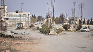 TSK: El Bab'ın DEAŞ unsurlarından temizlenmesine devam ediliyor