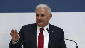 Başbakan Binali Yıldırım Dünya Turizm Forumu'nun açılış töreninde konuştu
