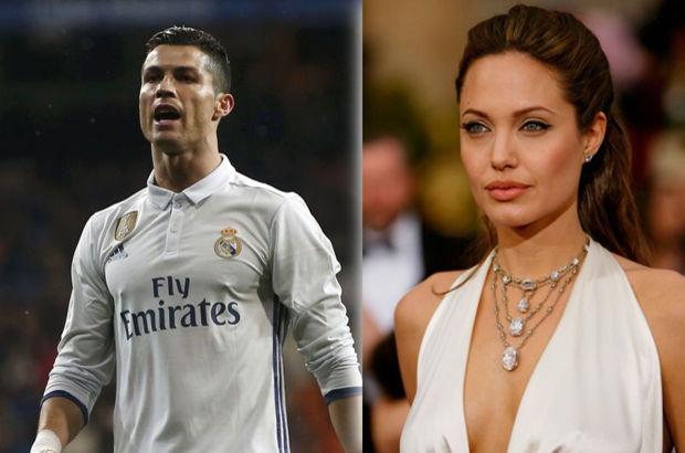 Ronaldo ve Angelina Jolie Türk dizisinde oynayacak