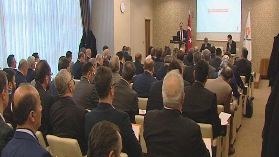AK Parti, Ahmet Sorgun