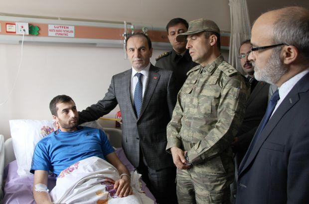 El Bab gazisi Uzman Çavuş Hasan Hüseyin Karataş anlattı