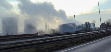 Almanya'da zehirli gaz paniği!