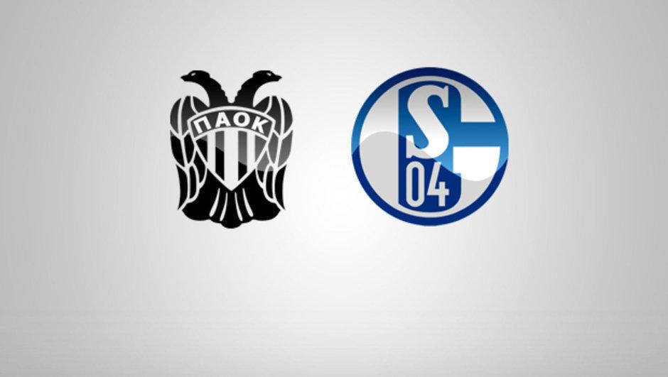 PAOK Schalke 04 polis