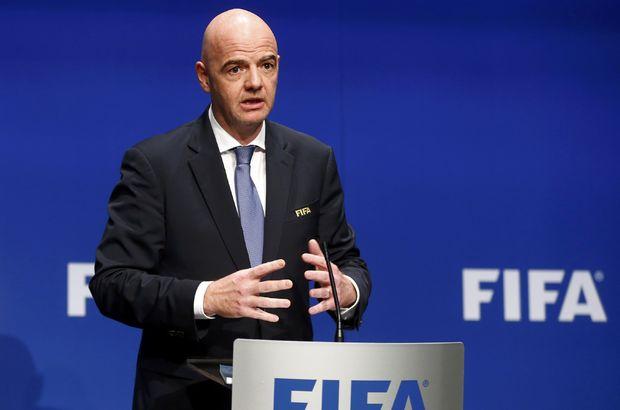 Gianni Infantino FIFA 2026