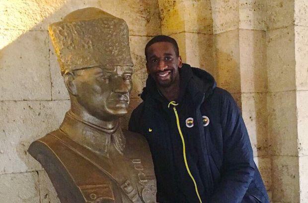 Ekpe Udoh Anıtkabir Fenerbahçe