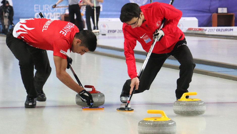 Erkek Milli Curling Takımı