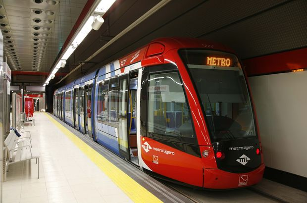 Metro hattı