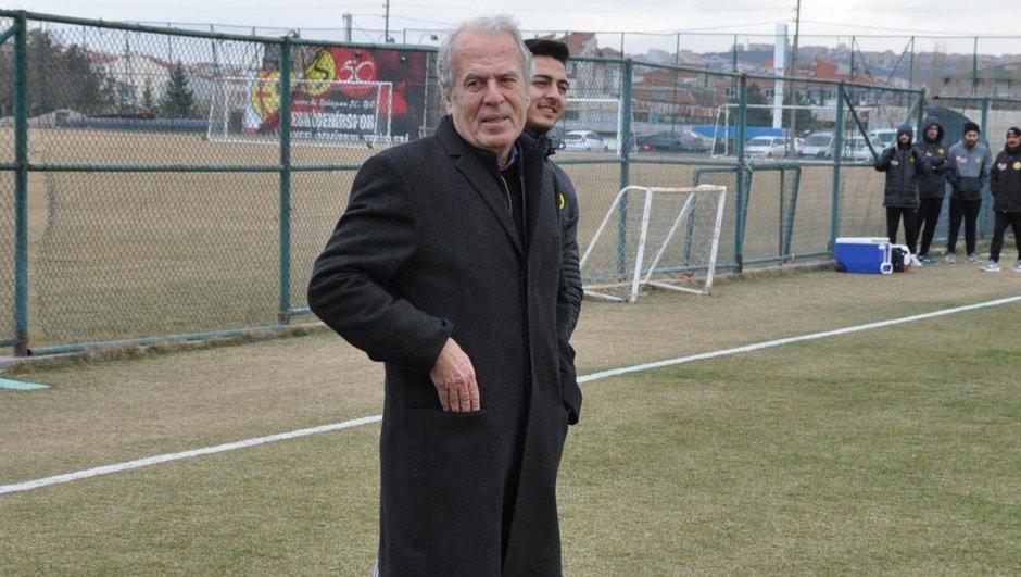 Eskişehirspor Mustafa Denizli